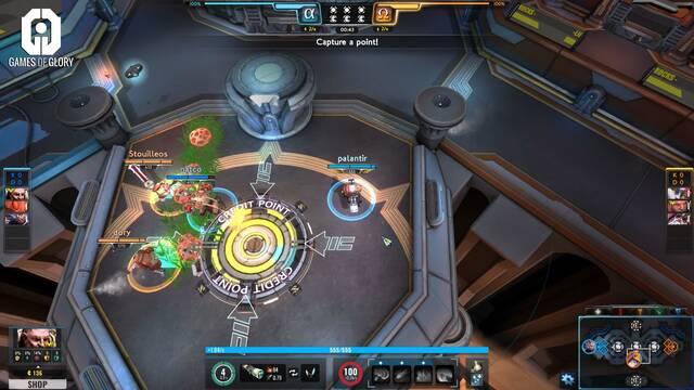 Games of Glory, un juego de disparos por equipos, llegará a principios de 2017 a PS4 y PC