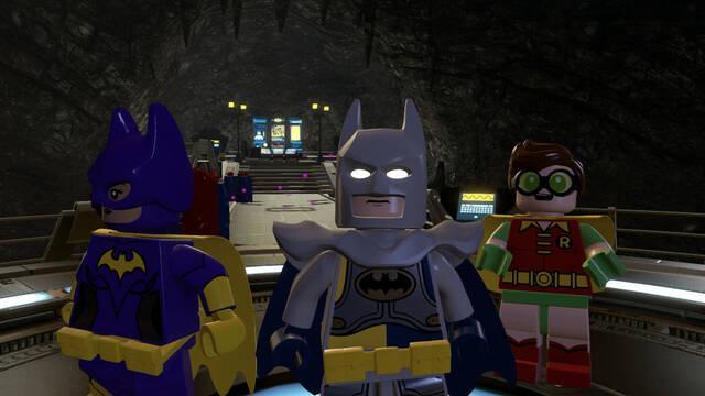 LEGO Dimensions muestra su nuevo contenido basado en LEGO Batman