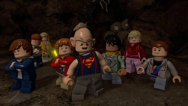 Los Goonies se muestran en LEGO Dimensions