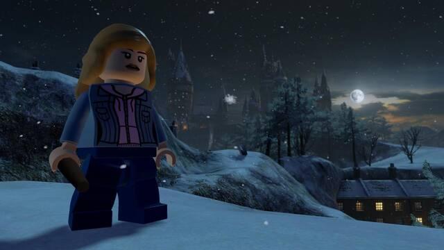 Hermione y Chase McCain se dejan ver en LEGO Dimensions