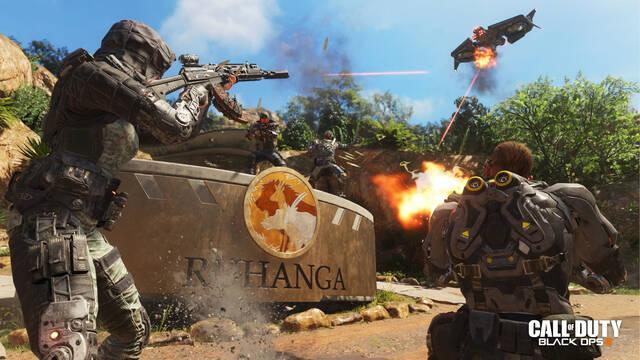 Call of Duty: Black Ops 3 dará acceso temporal gratis a sus mapas en PC