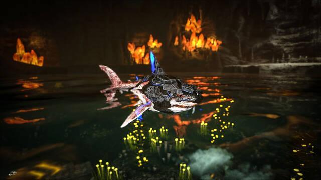 La actualización 257 de ARK: Survival Evolved disponible en consolas