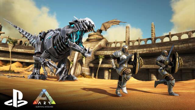 ARK: Survival Evolved llegará a PS4 el próximo 6 de diciembre