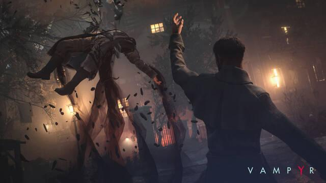 Vampyr se retrasa a la primavera de 2018