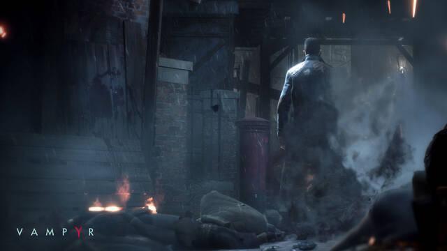Vampyr sigue mostrando su jugabilidad en nuevas imágenes