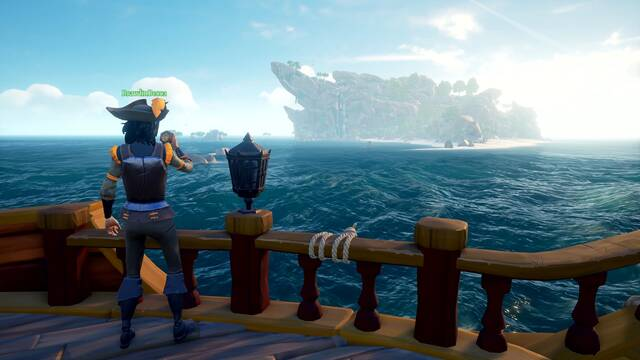 Sea of Thieves compartirá tecnología de agua con Playerunknown's Battlegrounds