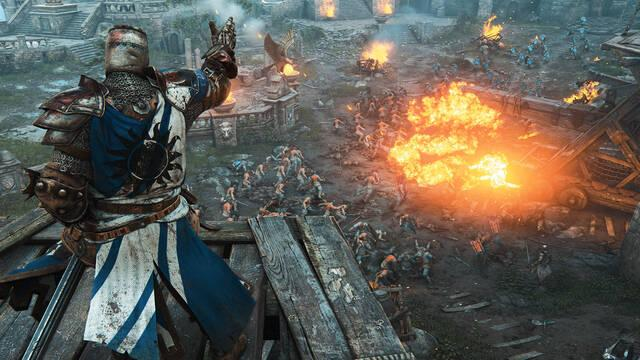 For Honor no tendrá multijugador a pantalla partida