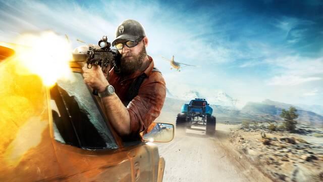 Ghost Recon: Wildlands fue el juego más vendido en marzo en Estados Unidos