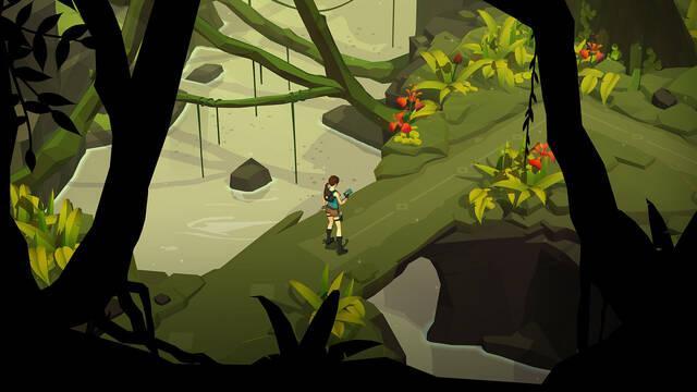 Aparecen los trofeos de Lara Croft GO para PS4 y PS Vita