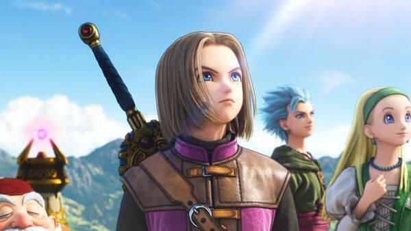 La fecha de lanzamiento de Dragon Quest XI en Japón se conocerá el 11 de abril