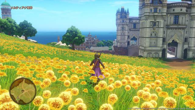 Dragon Quest XI se muestra en PlayStation 4 y Nintendo 3DS