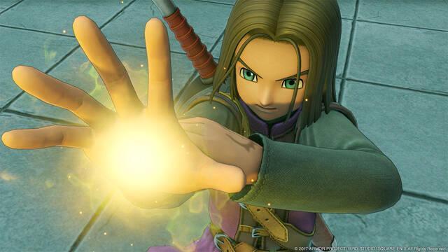 Dragon Quest XI muestra la versión de PlayStation 4 en imágenes
