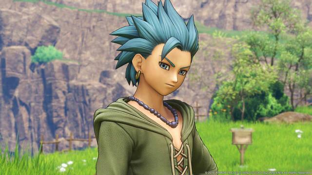 Dragon Quest XI se muestra en nuevas imágenes