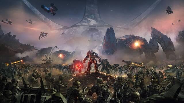 Halo Wars 2 retrasa su contenido descargable por culpa de un 'bug'