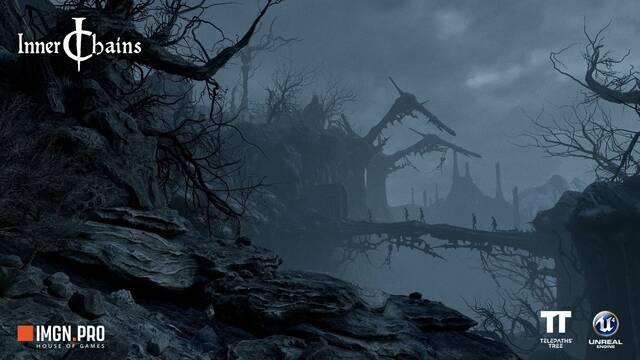 Inner Chains muestra su universo oscuro en un nuevo gameplay