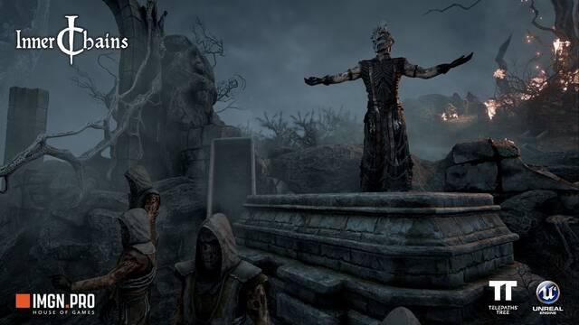 El juego de terror Inner Chains llega hoy a Steam