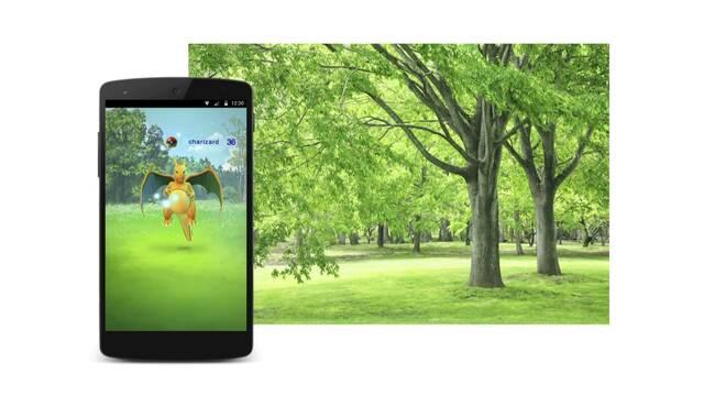 Pokémon GO se mostrará el mes que viene