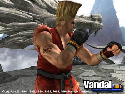 Nuevas im�genes de Tekken 5