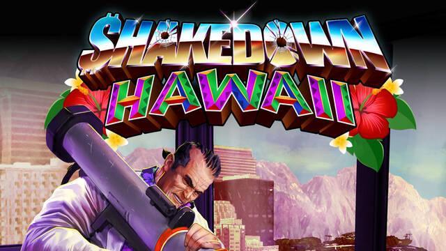 Nuevo teaser de Shakedown Hawaii, el juego de 16 bits y mundo abierto