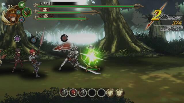Fallen Legion llega el 25 de julio a PS4 y PS Vita