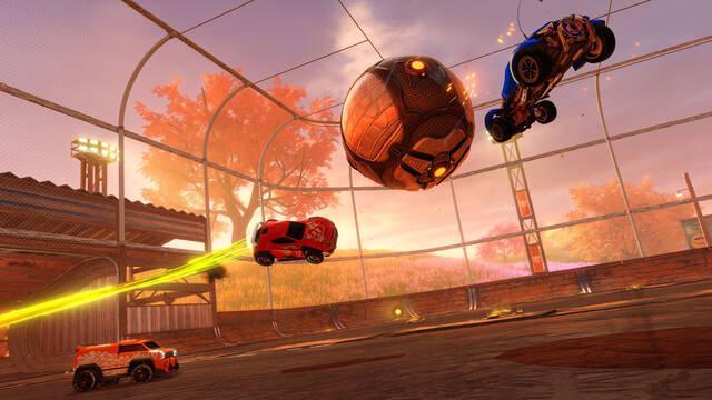 Rocket League detalla las novedades del parche de otoño