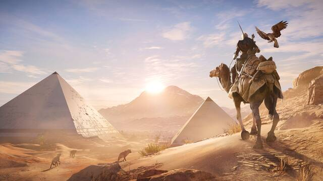 Assassin's Creed Origins no funcionará a 4K nativos en Xbox One X