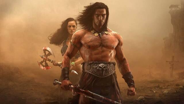 Conan Exiles ya funciona en Xbox One