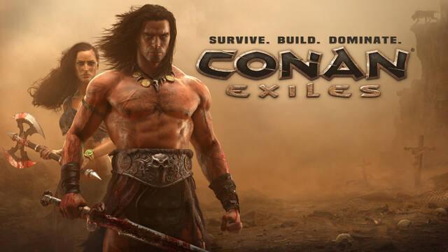 Funcom presenta la jugabilidad de Conan Exiles en Xbox One