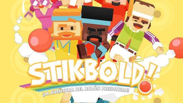 Stikbold! A Dodgeball Adventure podría llegar también a Switch