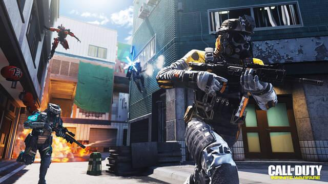 La próxima beta de Call of Duty: Infinite Warfare será abierta en PS4