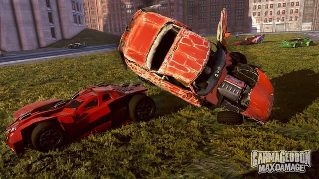 Carmageddon: Max Damage muestra su tráiler de lanzamiento