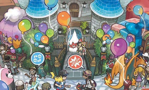 La demo de Pokémon Sol y Luna ya está disponible en Europa