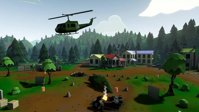 Out of Ammo confirmado para PlayStation VR