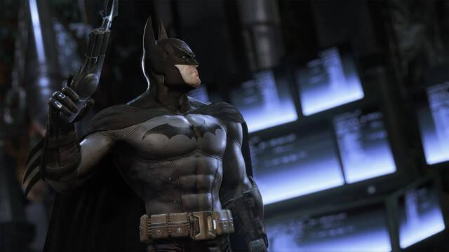 Tráiler de lanzamiento de Batman: Return to Arkham