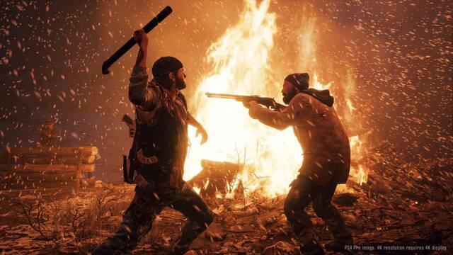 Days Gone presenta su tráiler del E3 2017
