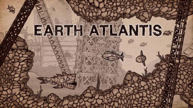 Earth Atlantis llegará este año a consolas