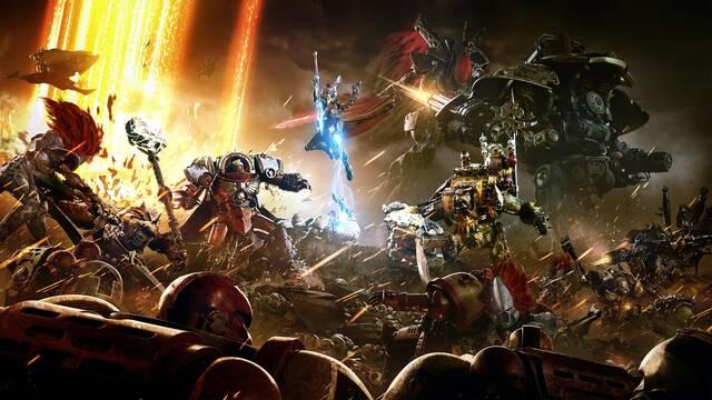 Warhammer 40.000: Dawn of War III presenta su tráiler de lanzamiento