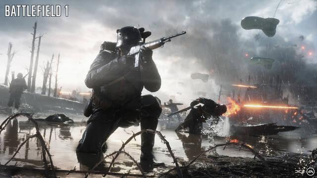 Battlefield 1 recibirá esta semana un nuevo tipo de partida personalizada oficial