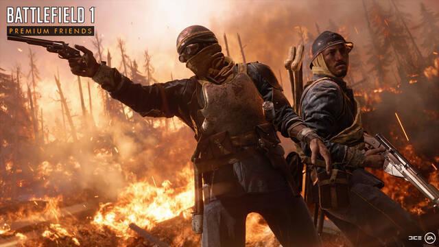 DICE ofrece detalles sobre el sistema de Especialización de Battlefield 1