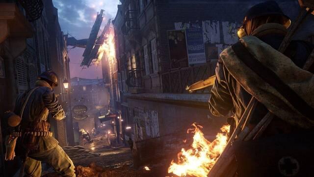 Los servidores de pruebas llegan a Battlefield 1 en consolas