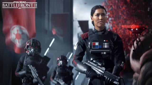 Iden Versio será jugable en el multijugador de Star Wars Battlefront II