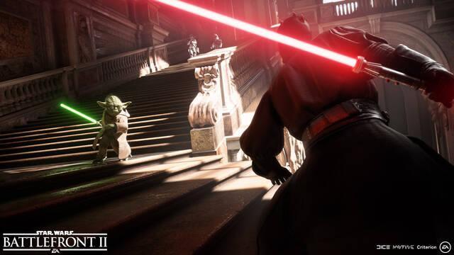 Star Wars Battlefront II actualiza su sistema de créditos y recompensas