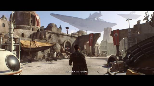 Visceral presentará su juego de Star Wars el próximo mes, según rumores
