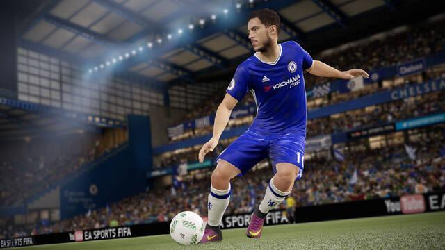 FIFA 17 muestra su goles más espectaculares de la semana en vídeo