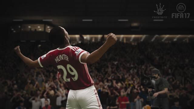 Llega la primera actualización de FIFA 17