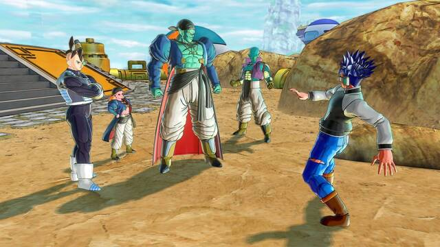 El Super Pack 3 de Dragon Ball Xenoverse 2 se lanza el 25 de abril