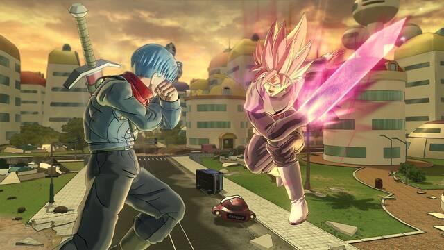 El nuevo contenido descargable de Dragon Ball Xenoverse 2 ya está disponible
