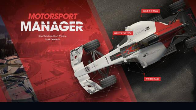 Motorsport Manager disponible de forma gratuita en Steam toda la semana