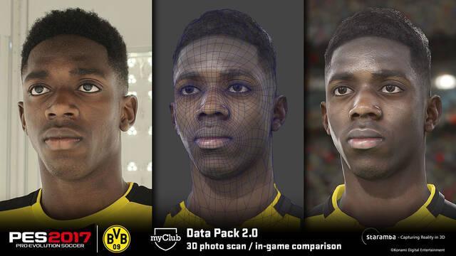 Pro Evolution Soccer 2017 recibe su segunda actualización gratuita