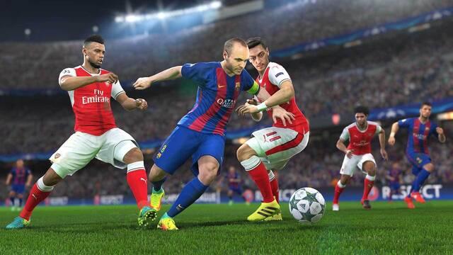 Konami detalla el contenido de las dos primeras actualizaciones para PES 2017